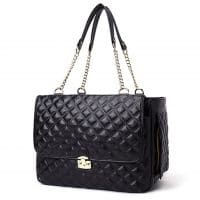bolso chic bag negro