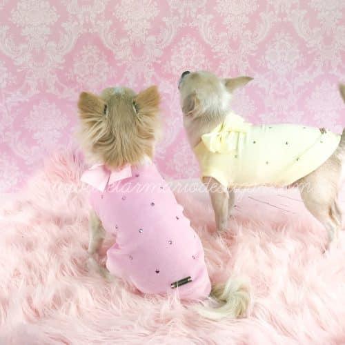 camiseta baby pink funkylicious
